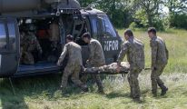 US and Turkish Forces Conduct Joint Medical Training